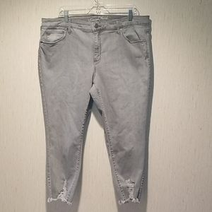 Universal Thread cropped jegging